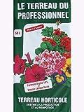50L Blumenerde in echter Gärtnerqualität mit hohem Weißtorfanteil, Ton + Dünger