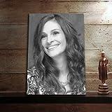 JULIA ROBERTS - Original Art Keyring #js001