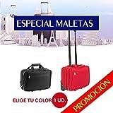 TROLLEY MODELO EJECUTIVO DISPONIBLE EN VARIOS COLORES - OFERTAS OUTLET -¡ULTIMAS UNIDADES! (Negro)