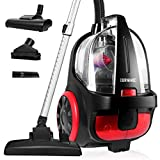 Duronic Vacuum Cleaner VC5010 Electric Bagless Sweeper | Energy Class A+ | 500W