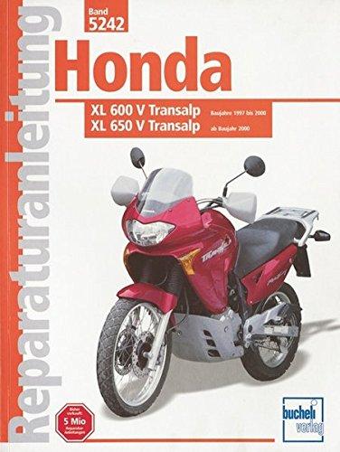 Preisvergleich Produktbild Honda XL 600 V TransalpBj 1997-2000 / XL 650 V Transalp ab Bj 2000 (Reparaturanleitungen)