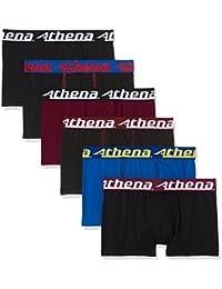 Athena Choc, Boxer - Lot de 6 - Garçon