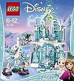 Lego Disney Princess- Frozen Magico Castello di Ghiaccio di Elsa Giocattolo, Multicolore, 41148
