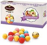 Gangemi - 'Tenerezze alla Nocciola' Confetti con Nocciola Tostata e Cioccolato al Latte - 1kg