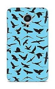 Amez designer printed 3d premium high quality back case cover for Meizu MX5 (30 Different Animals 2)