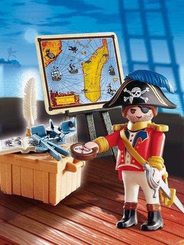 Preisvergleich Produktbild PLAYMOBIL® 4293 - Piraten - Piratenkapitän