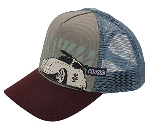 coastal-low-beetle-grey-high-fitted-trucker-cap
