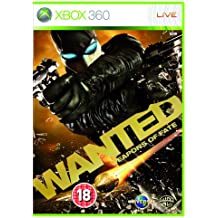 [Import Anglais]Wanted Weapons Of Fate Game XBOX 360