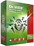 Dr.Web Security Space - Protección integral para Windows, OS X y Linux (licencia electrónica)