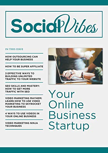 SocialVibes -Your Online Business Startup (English Edition)