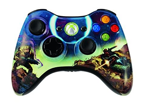 Xbox 360 Wireless Halo 3 Spartan Controller by Excel