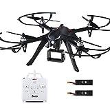 MJX B3 Bugs Profi Drohne mit Actionkamera-Halterung für Gopro Bürstlose Motoren 6A Elektrizitätsregulierung 2.4G 4CH 6-Achsen Gyro 3D Rollen Drone für Profi / Einsteiger Training ohne Gimbal und Kamera