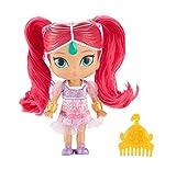 Mattel Shimmer und Shine DYV93 - Schlafenszeit Shimmer Puppe, 12 cm