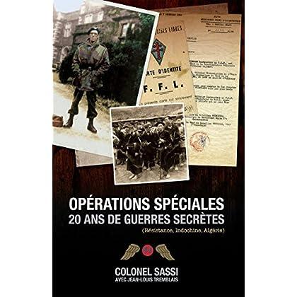 Opérations spéciales: 20 ans de guerres secrètes (Nimrod)