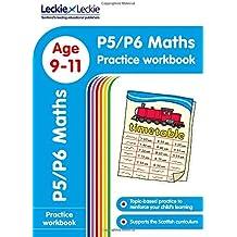 P5/P6 Maths Practice Workbook (Leckie Primary Success)
