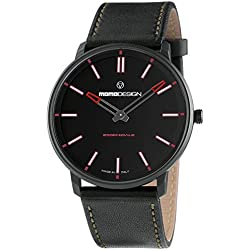 MOMODESIGN ESSENZIALE SPORT relojes hombre MD6002BK-12