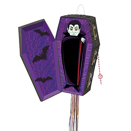 Vampir Pinata Pop Out schwarz