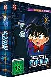 Detektiv Conan - Die TV Serie Box 2 [3 DVDs]