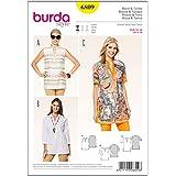 Burda B6809 Patron de Blouse et Tunique