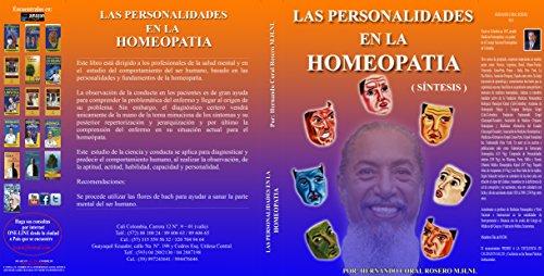 LAS PERSONALIDADES EN LA HOMEOPATIA por HERNANDO  CORAL ROSERO