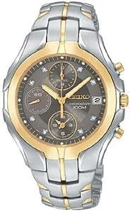 Seiko Women'S Sndz24 Excelsior Chronograph Two-Tone Watch