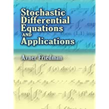 Stochastic Differential Equations and Applications (Dover Books on Mathematics)