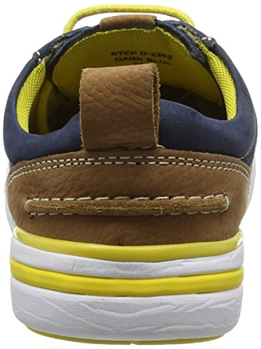 Chatham Step Sole Spring, Sneakers basses femme Bleu Marine