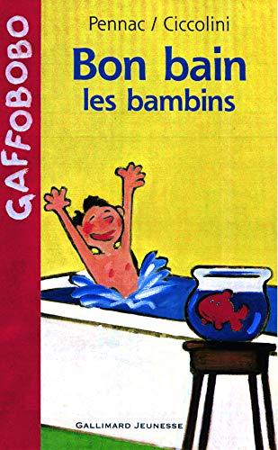 Bon bain les bambins