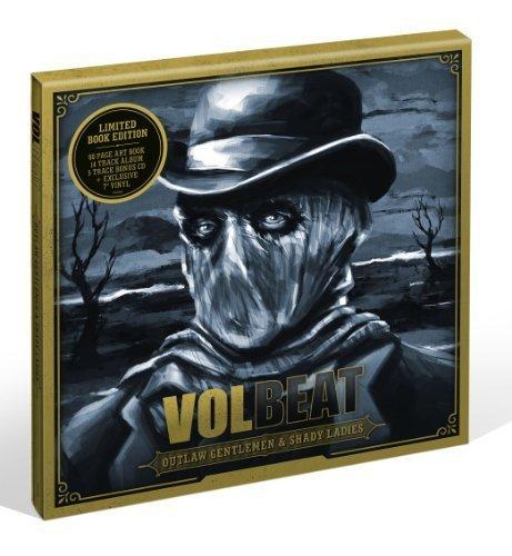 Outlaw Gentlemen & Shady Ladies by Volbeat (2013) Audio CD