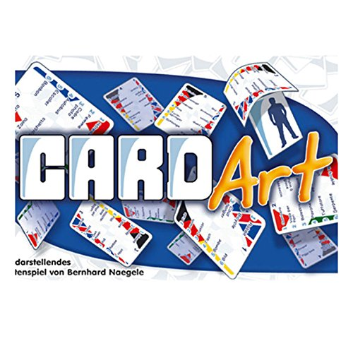 Preisvergleich Produktbild Adlung Spiele 46185 - Card Art, kartenspiele