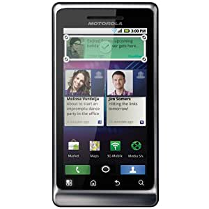 Milestone 2 Android Smartphone (QWERTY)