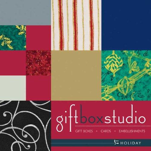 Gift Box Studio: Gift Boxes - Cards - Embellishments (Create & Treasure (C&T Publishing)) (Library Box Card)