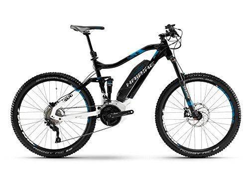 Haibike SDURO FullSeven LT 5.0 E-Bike 500Wh E-Mountainbike schwarz/weiß/blau