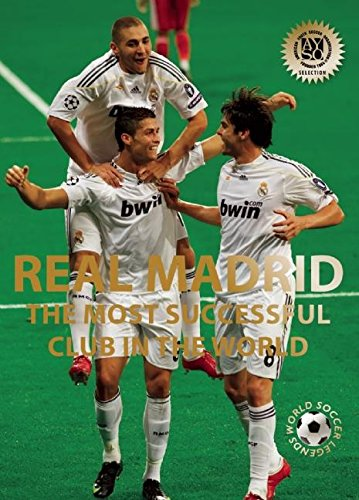 REAL MADRID (World Soccer Legends)