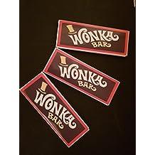 Suchergebnis Auf Amazon De Fur Willy Wonka Schokolade Golden Ticket
