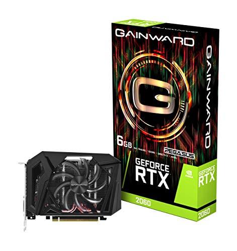 Gainward RTX2060 6GB Pegasus DVI/HDMI/DP DDR6
