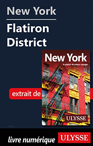 Descargar Libro New York - Flatiron District de Collectif