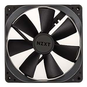 NZXT RF-AP120-FP Boitier PC Ventilateur ventilateur, refroidisseur et radiateur - Ventilateurs, refoidisseurs et radiateurs (Boitier PC, Ventilateur, 12 cm, 500 tr/min, 2000 tr/min, 21 dB)