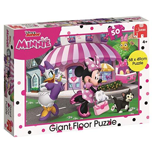 Jumbo Spiele Disney 19656Minnie Maus Puzzle