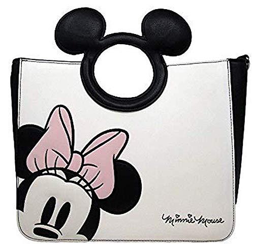 Disney Damen Minnie Maus (Loungefly WDTB1513 Umhängetasche, Motiv: Disney Minnie Maus)