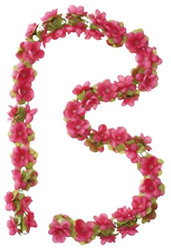 Basil Blumengirlande Flower Garland Fuchsia, One Size - Basil Blume