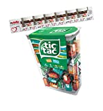 Nutella World mini 7x30g Weekly Pack + Tic Tac Lilliput 234g Geschenkset
