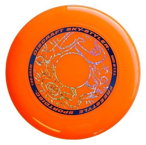 Discraft 802010-007 - Sky Styler Sport Disc, 160 g, orange