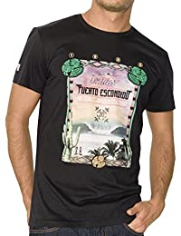 Tee shirt Mexico 30 eme Anniversaire Noir - Oxbow