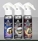 Abel Auto 3 Spray Lucida Cruscotto Cura della Plastica Profumato