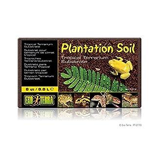 Exo Terra Plantation Soil Substrate, 3 x 8.8 Litre 7