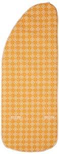 leifheit b geltischbezug dressfix 140x40cm schnurzug gelb orange k che haushalt. Black Bedroom Furniture Sets. Home Design Ideas