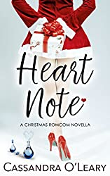 Heart Note: A Christmas romcom novella (Spritzer Chicks Book 1)