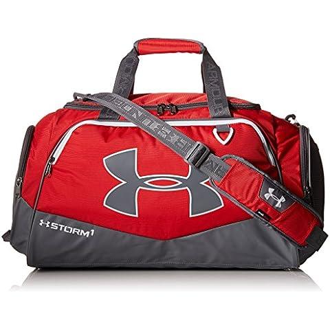 Under Armour Multisport Reiasche und Gepäck UA Undeniable Duffel II - Bolsa de deporte para golf, color rojo, talla