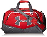 Under Armour Unisex Sporttasche Storm Undeniable II MD, red, 33 x 64 x 28 cm medium, 60 liters, 1263967-600